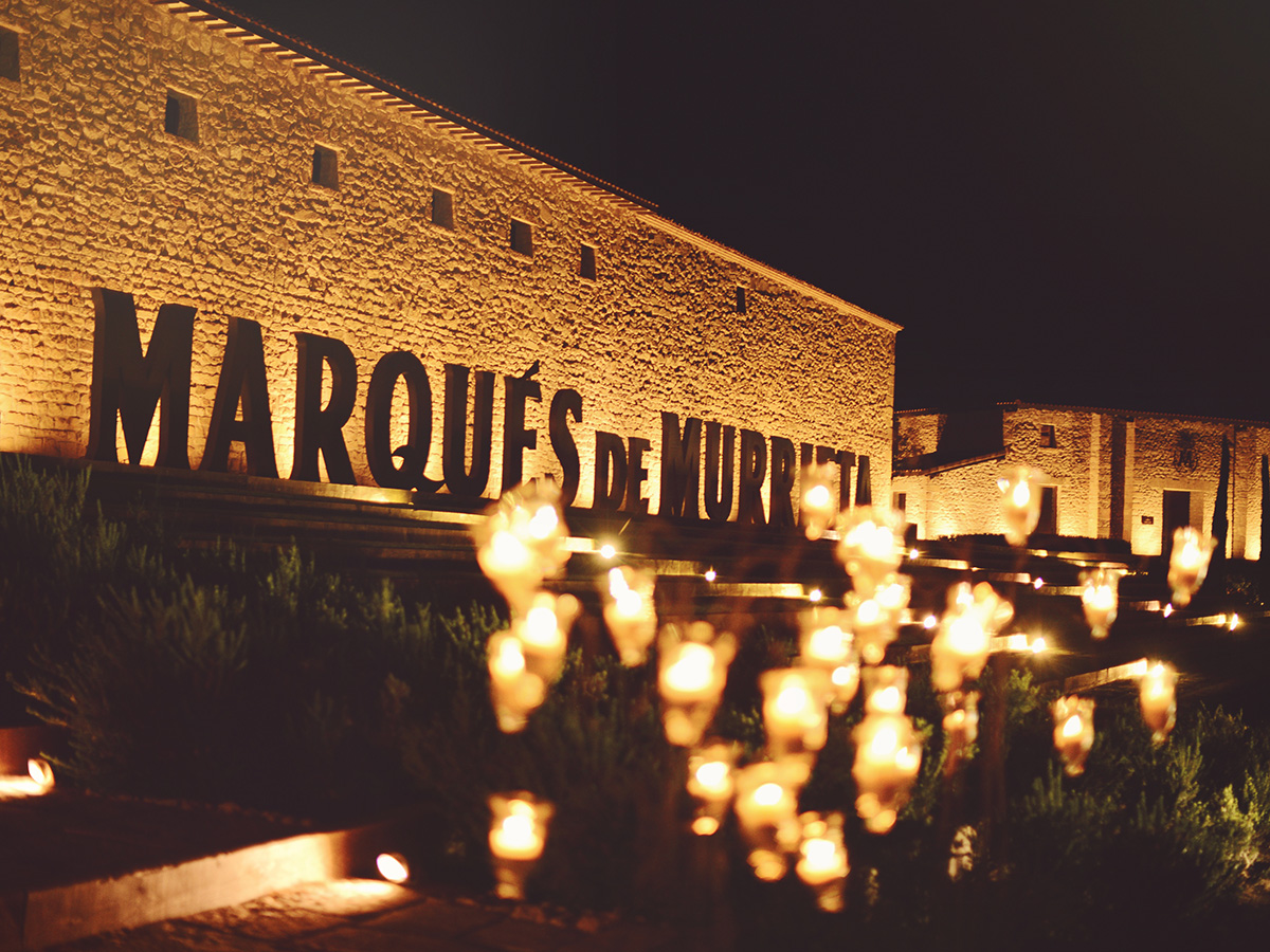 Bodegas Marqués de Murrieta. Imagen cedida por la compañía.