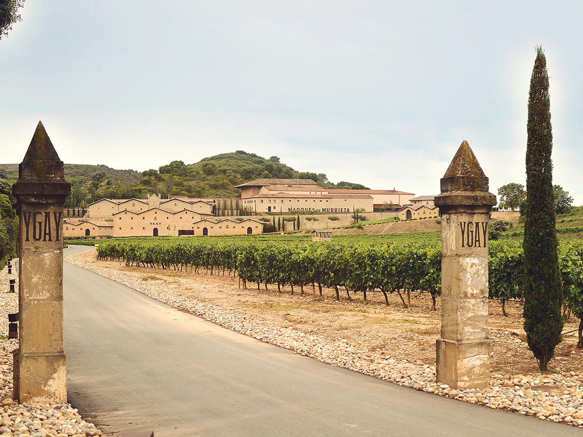 Castillo de Ygay. Imagen cedida por Marqués de Murrieta.