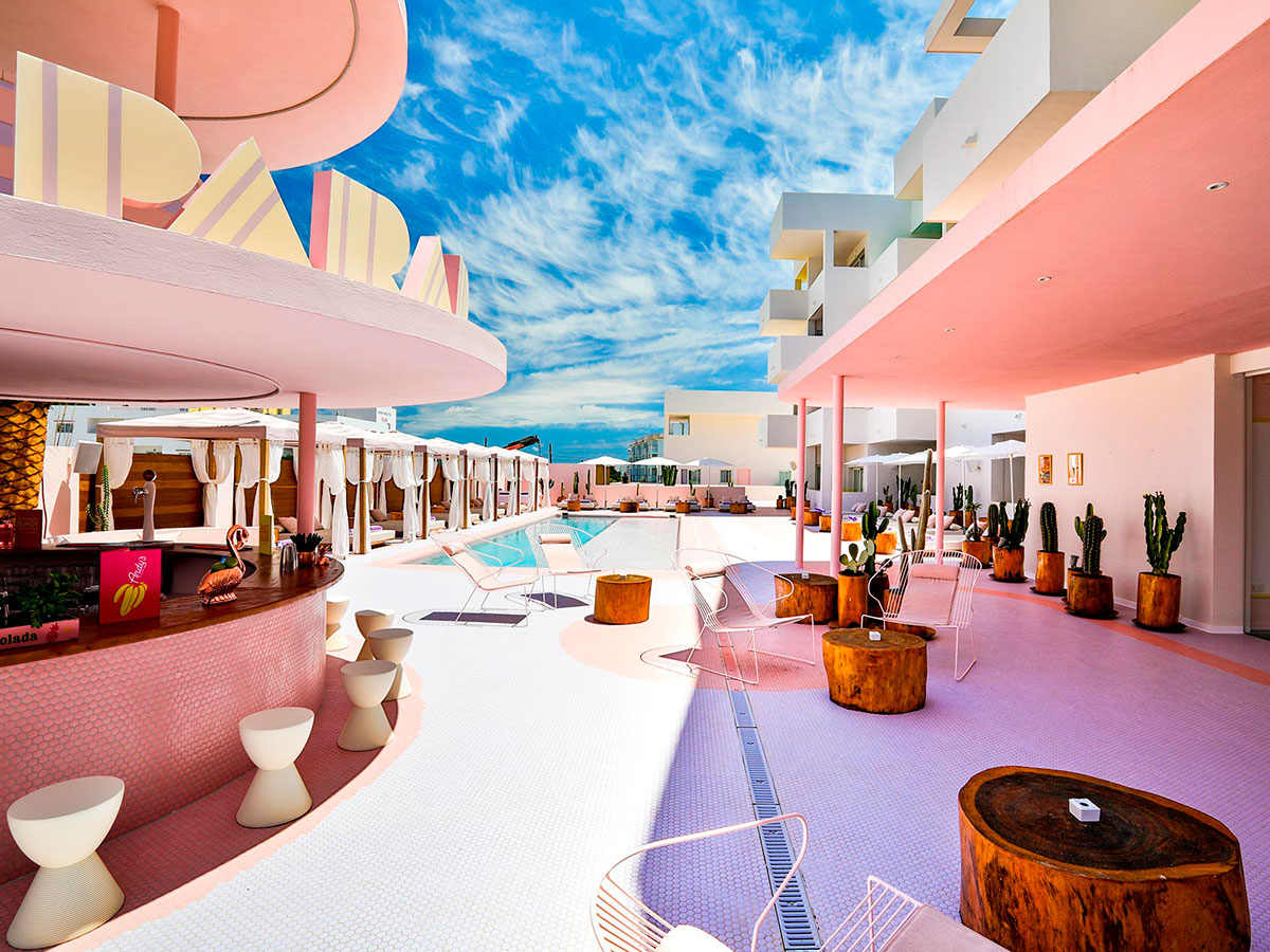 5 design hotels for sleeping with art - LifeStyle - Porcelanosa