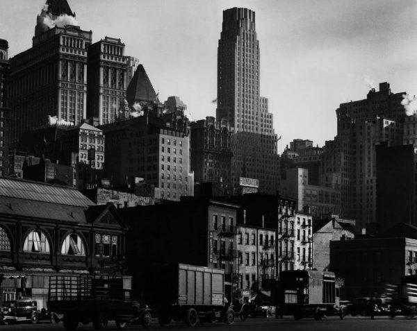 Imagen de Nueva York captada por Abbott