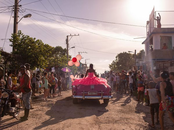 'Over the Rainbow' Havana, Cuba by Diana Markosian