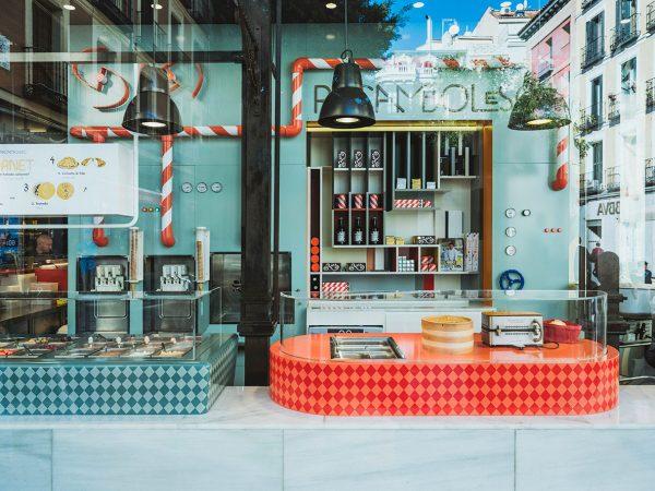 Rocambolesc, heladería de diseño en Girona