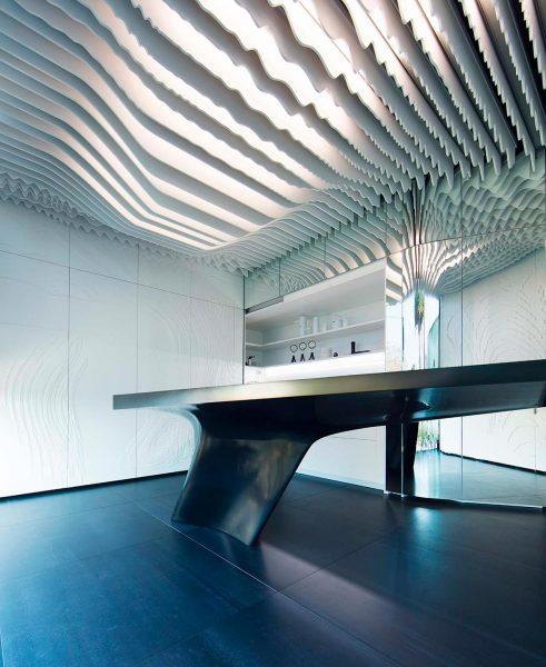 Creativity Studio at Quique Dacosta Restaurante (Denia).