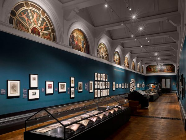 new Photography Centre of the Victoria & Albert Museum in London