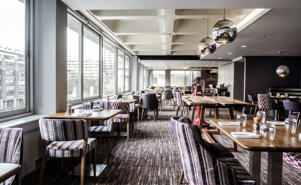 Osteria in The Barbican Centre