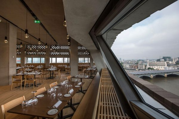 Level 9 in Tate Modern