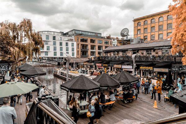 Flea markets Londres