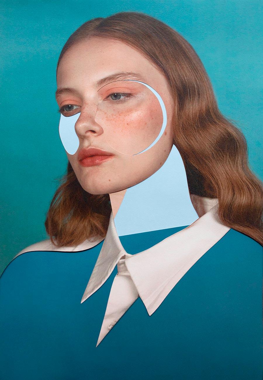 La fotografía collage de Marco Laborda