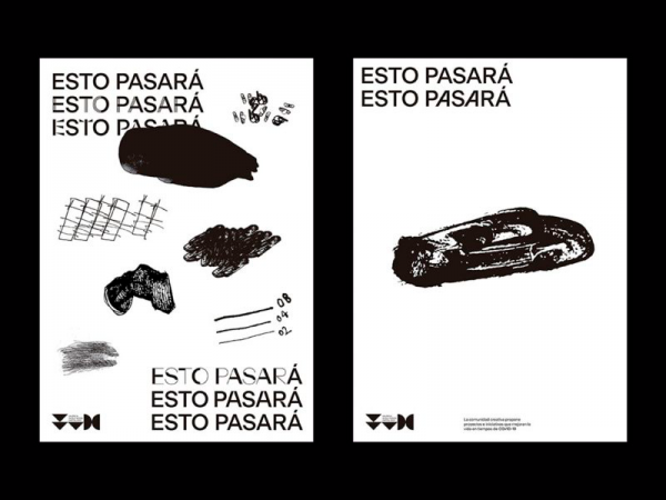 "Platform ""Esto Pasará"" from Valencia Capital Diseño 2020."