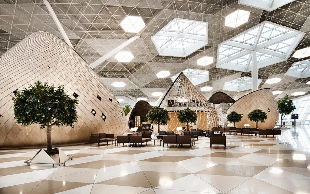 Aeropuerto internacional Heydar Aliyev