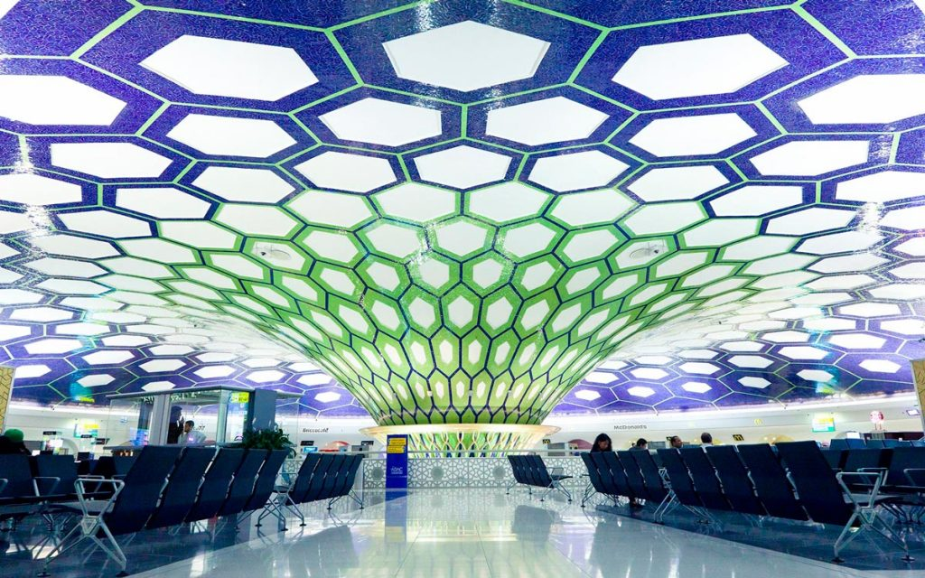 Aeropuerto internacional de Abu Dabi