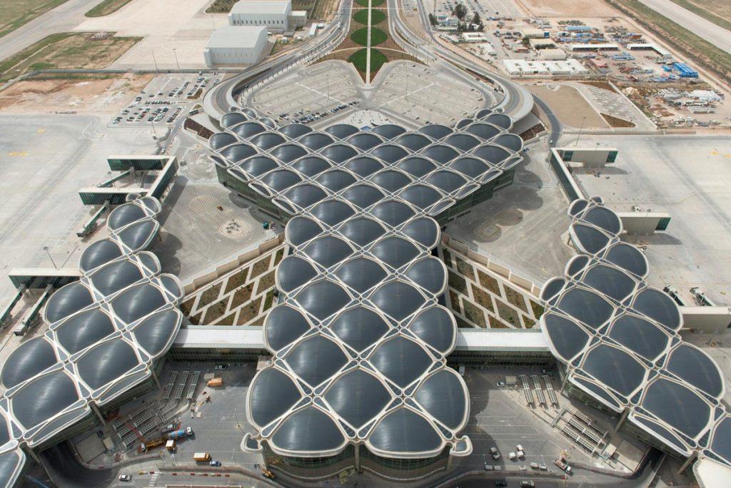 Aeropuerto Internacional de la Reina Alia