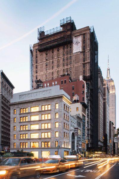 Tienda Porcelanosa en Nueva York, Estados Unidos