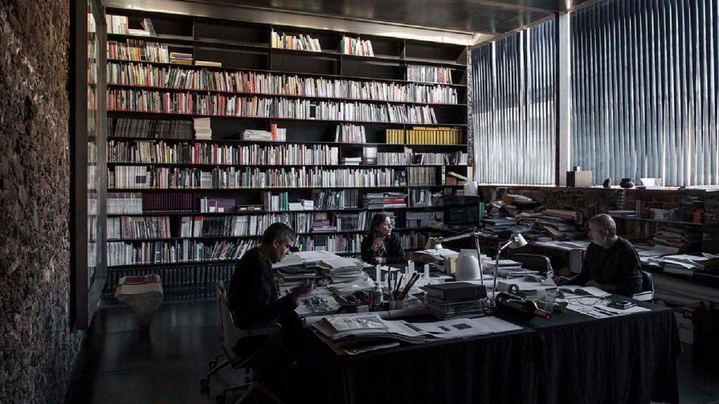Carmen Pigem, del estudio RCR Arquitectes,