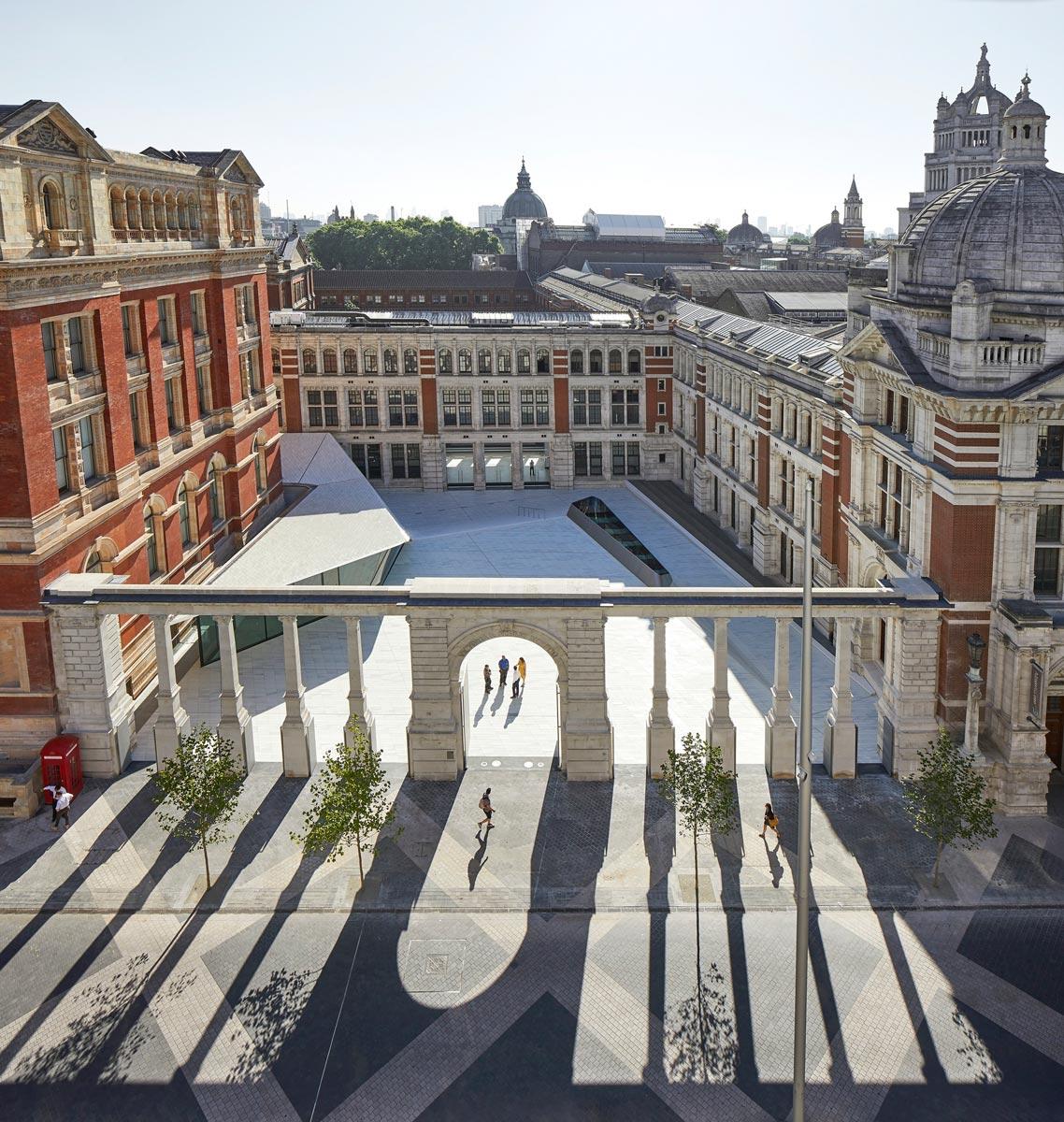 Museo Victoria & Albert en Londres
