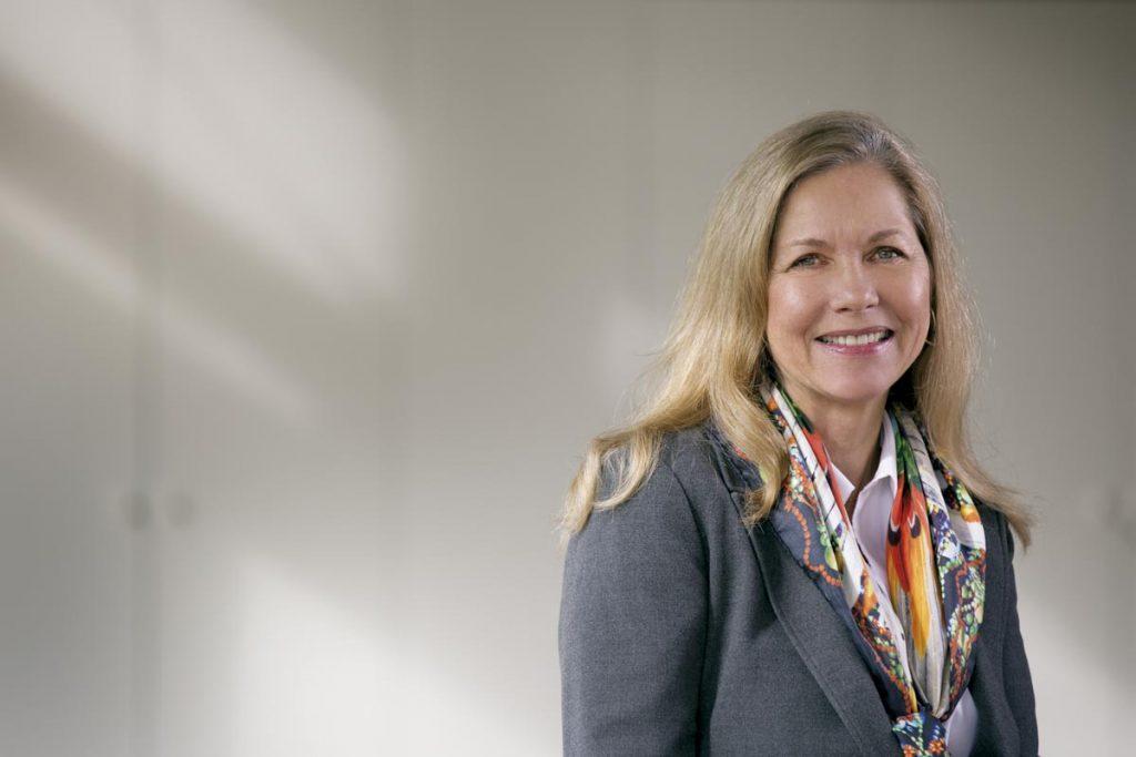 Martha Thorne, decana de la escuela IE de Diseño y Arquitectura