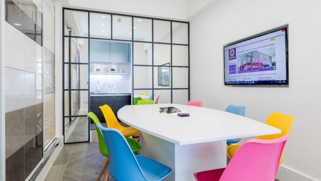 Oficinas Oakley Suite