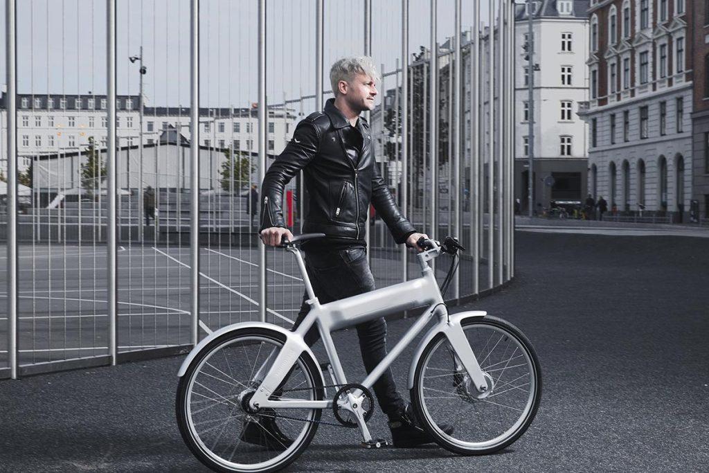 OKO Bike, diseñada por el arquitecto Bjarke Ingels. Foto cedida por Bjarke Ingels.