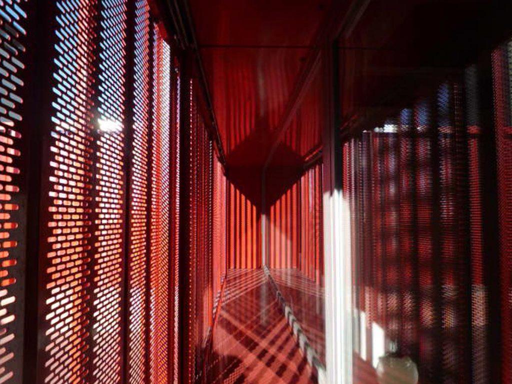 Centro cultural y educativo Cibercentro Macarena en Sevilla. Foto cedida por Mediomundo arquitectos.