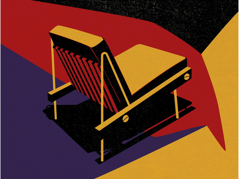 sillas de autor