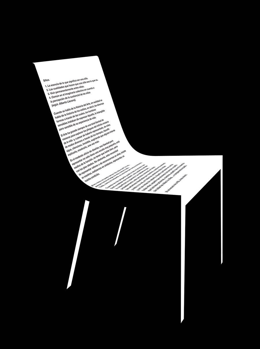 La Sillez de Alberto Lievore. lustración de Antonio Solaz.