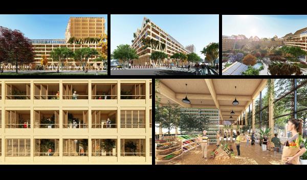 Proyectos Vicente Guallart