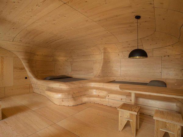 cuevas madera
