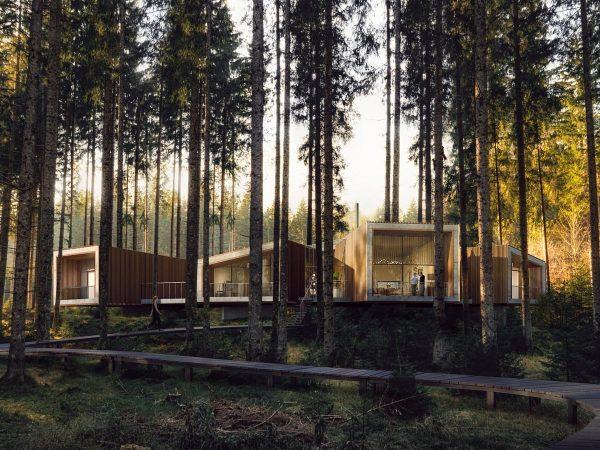 Fotos cortesía de CLK estudio de arquitectura