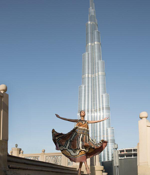 El hotel Burj Al Arab es el único con siete estrellas del mundo.