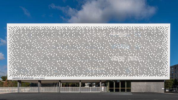7-University Montpellier Krion Butech Porcelanosa