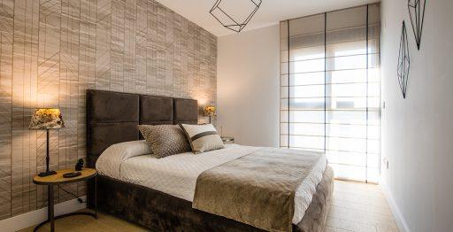 Dormitorio Residencial Marva 3. Imagenes Angel Juste Kronos Homes Porcelanosa