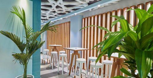 Restaurante Abastos / Julio González